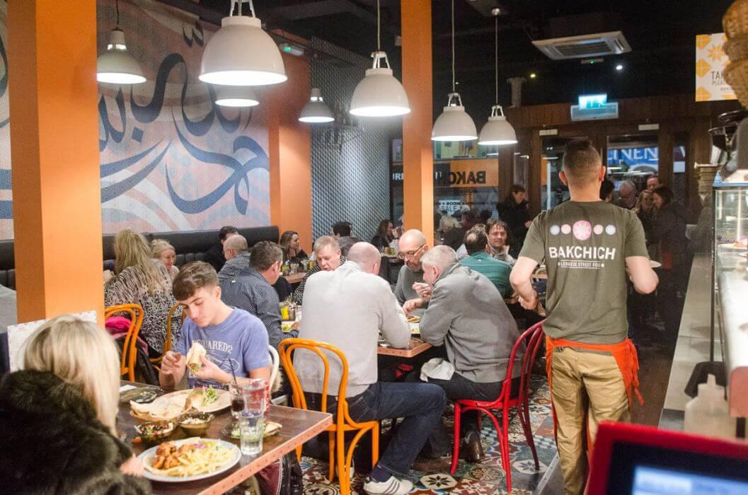 Liverpool Street Lebanese Restaurant