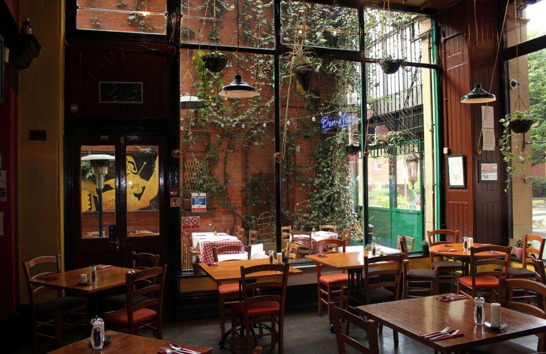 Dimitri 39 s tapas bar taverna manchester city centre sugarvine the nation 39 s local dining guide - Mobile bar taverna ...