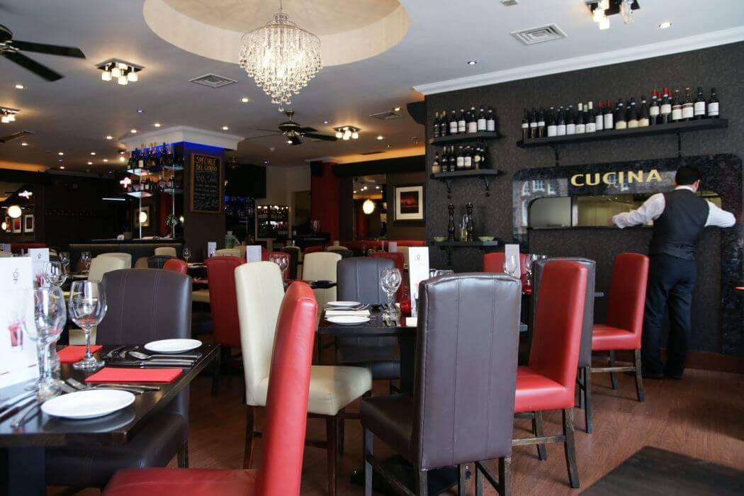 Gio Italian Restaurant Manchester