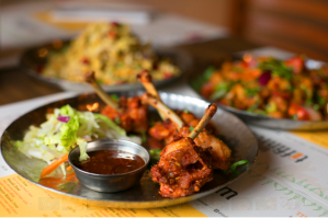 Indian Tiffin Room Manchester City Centre Sugarvine The