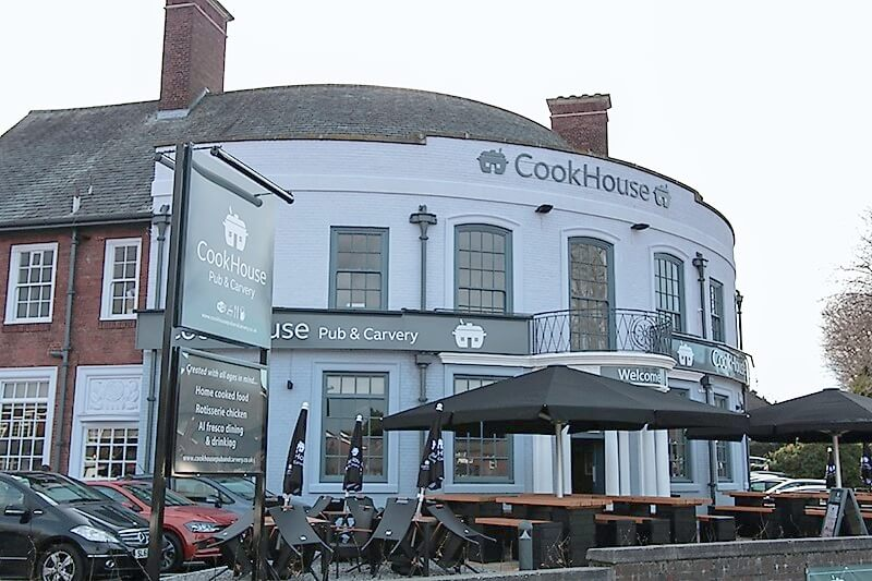 CookHouse Pub & Carvery - Woolton - Sugarvine, The Nation ...